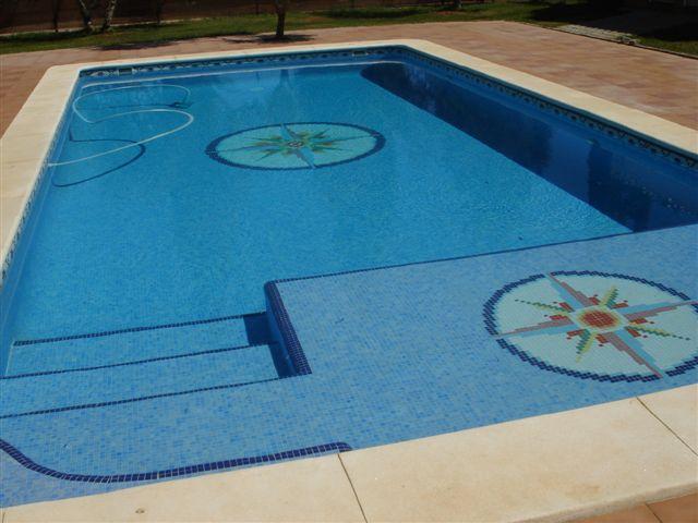 Vaciar la piscina en invierno